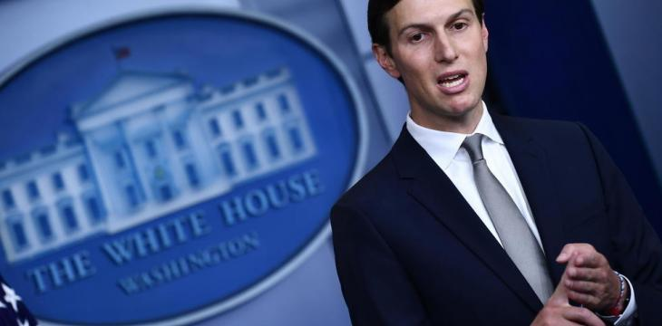Kushner: 'Abraham Accord' in Discussion for Over a Year and a Half
