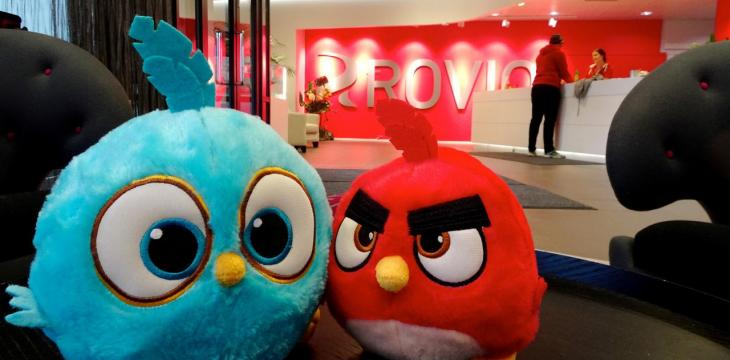 Angry Birds Maker Happy as Stay-at-Home Gaming Boosts Profit