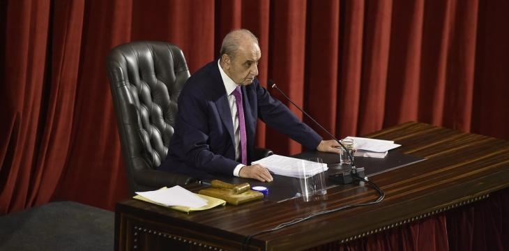 Lebanon Speaker Remarks About 'Conspiracy' in MPs' Resignation Draws Reactions