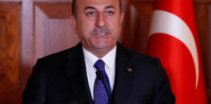 Turkey's FM: France Should Refrain From Escalating Mediterranean Tensions