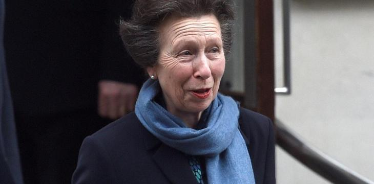 UK's Princess Anne to Mark 70th Birthday in Low-Key Fashion