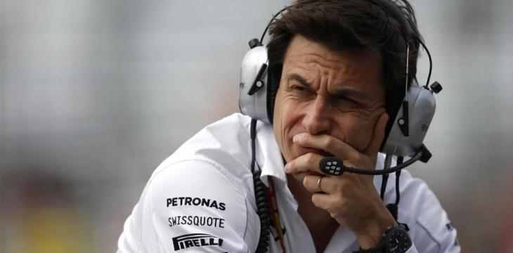 Mercedes Team Principal Wolff Considering his Future in F1