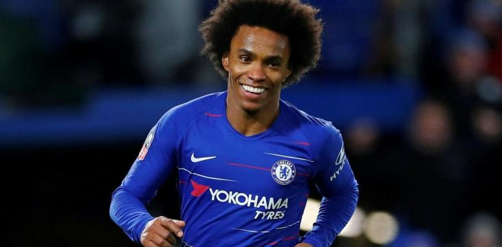 Willian Joins Arsenal after Contract Expires at Chelsea