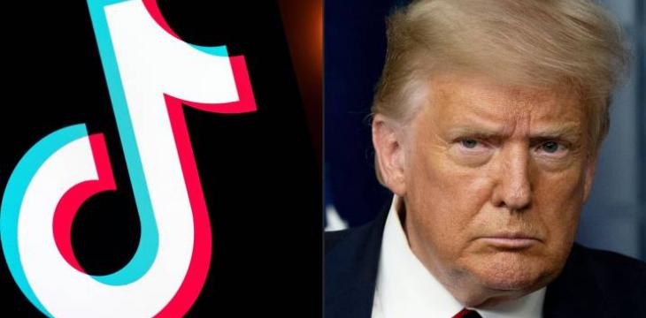 Trump Targets Tiktok Again With New Executive Order
