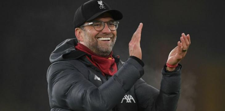 Liverpool Boss Klopp Named Premier League Manager of the Season
