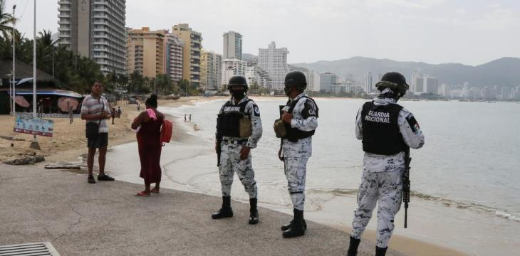 Mexico's Acapulco Hopes for Rebound as Virus, Violence Drop