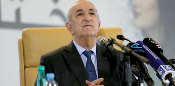 Algeria's Tebboune Seeks to Improve his Representation in New Parliament