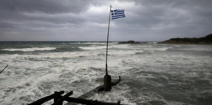 2 Dead as Destructive Storm Ianos Hits Central Greece