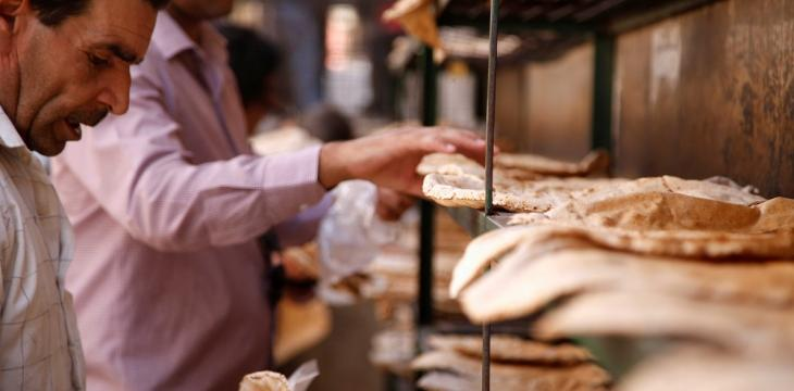 Damascus under Fire for Poor Handling of Bread, Gasoline Shortages