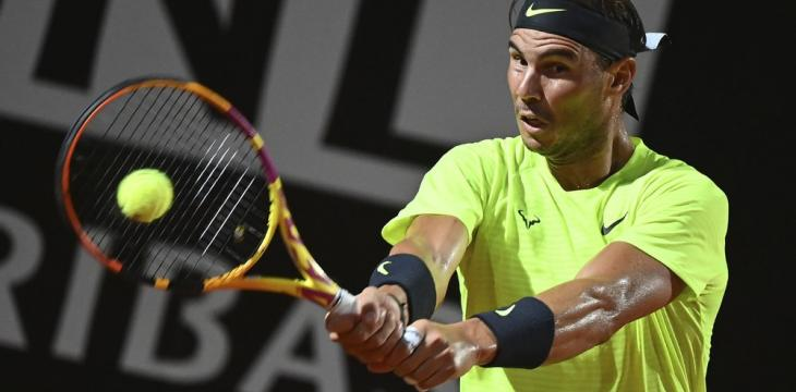 Nadal Still Rusty after break; Djokovic Still Angry