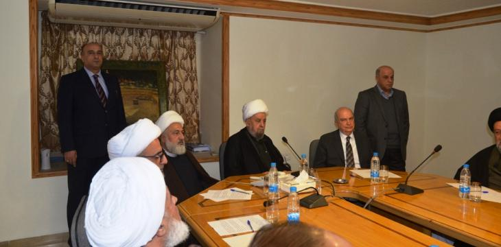Lebanon's Shiite Council: Rotation of First-Degree Posts