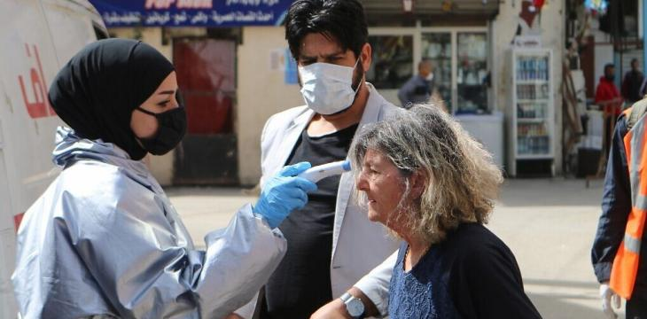 Dispute Between Lebanon's Health, Interior Ministries over Virus Cases