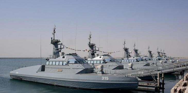 Saudi Navy Receives New Batch of French-Made Speed Interceptor Boats