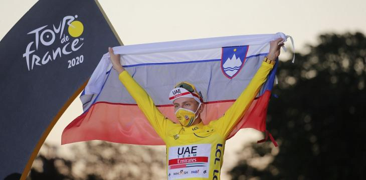 Vive le Tour! With Young Winner, Thrilling Race Defies Virus