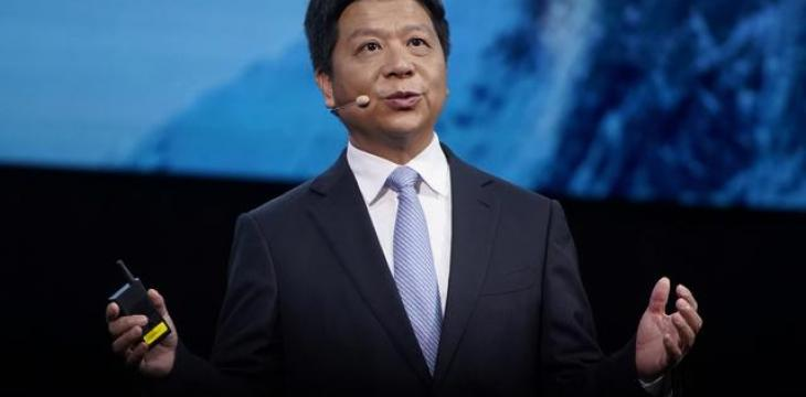 Huawei Chief Says Supply Chain Under US Attack