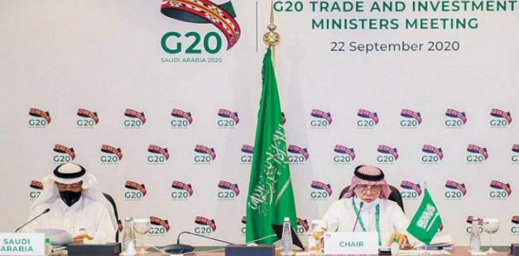 G20 Trade, Investment Ministers Make Series of Pledges