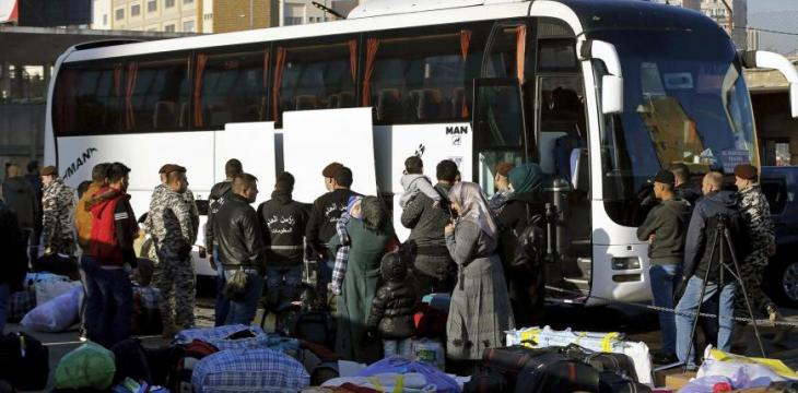 HRW: New $100 Policy Prevents Syrians from Returning Home