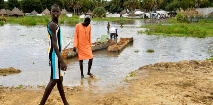 Severe Flooding in South Sudan Displaces More Than 600,000