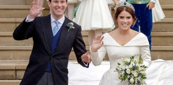 Britain's Princess Eugenie Is Pregnant, Buckingham Palace Says