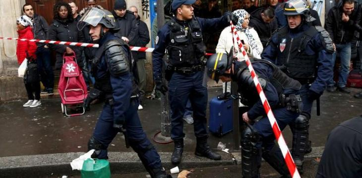 Paris: Several Wounded in Knife Attack Near Ex-Charlie Hebdo Site