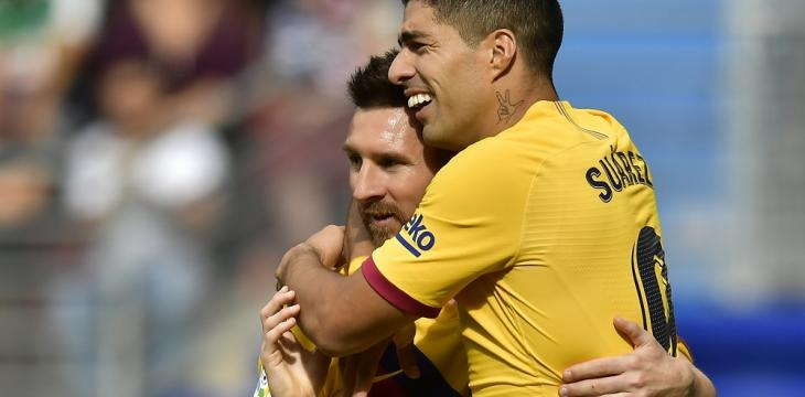 Lionel Messi Lashes out at Barcelona for Selling Luis Suárez