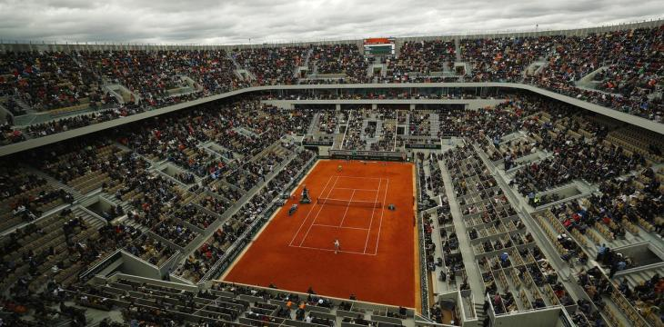 French Open to Allow Just 1,000 Fans a Day