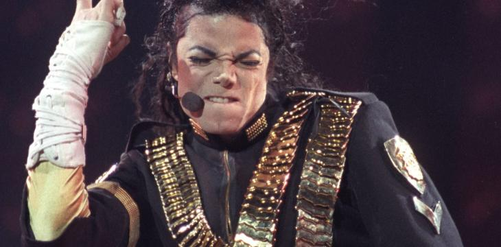 Michael Jackson's Blood Trace Up for Auction