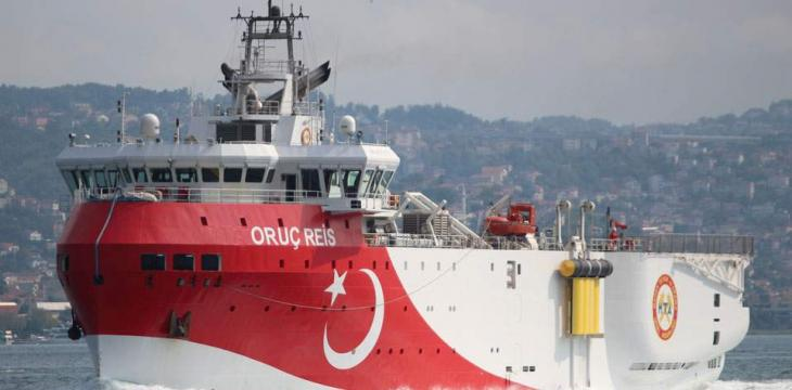 Turkey Says Ready to Sign Maritime Border Demarcation Agreement with Egypt
