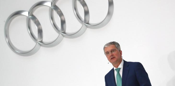 Ex-Audi Boss to Stand Trial for 'Dieselgate'