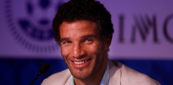 David James: I Struggle to Find a Scenario where my Ethnicity Hampered my Career