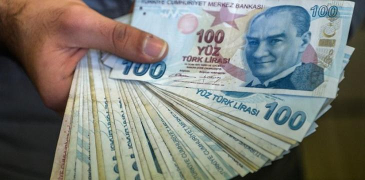 Turkish Lira Slides to Record Low