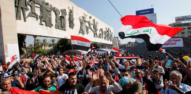 A Year after Unprecedented Iraq Protests, What Has Changed?