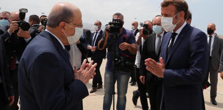 Lebanon: Shiite Duo Maintains Silence After Macron's Remarks