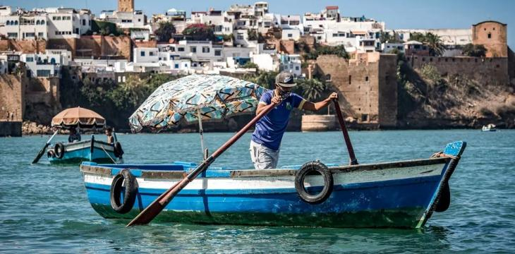 Moroccan Capital's Boatmen Row against Tides of Modernity