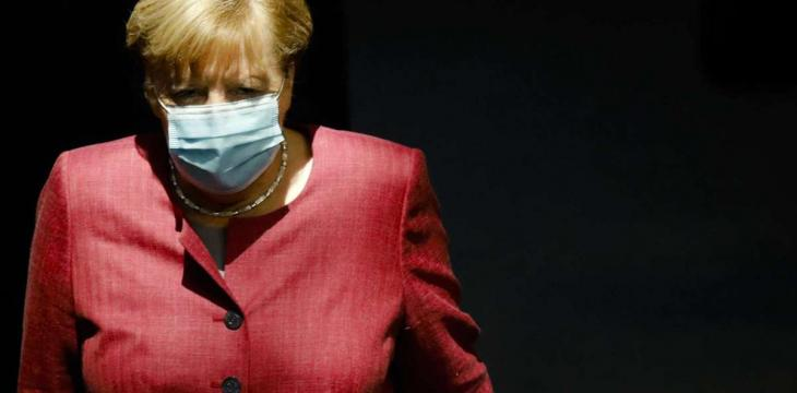 Germany's Merkel Defends Government Record During Pandemic