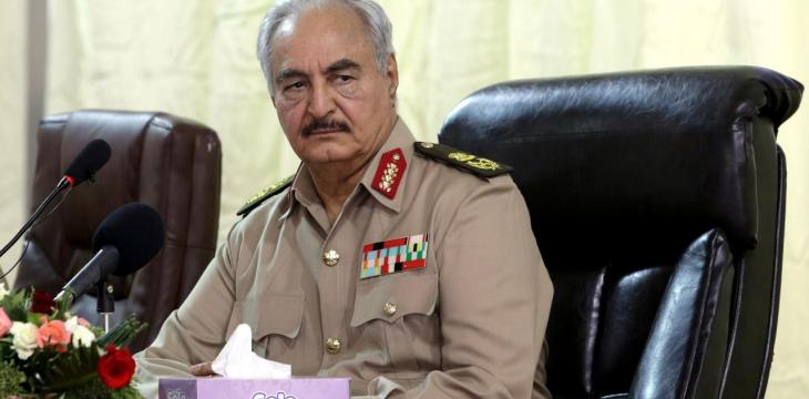 Libya's Hurghada Talks: Haftar Could Remain LNA Leader