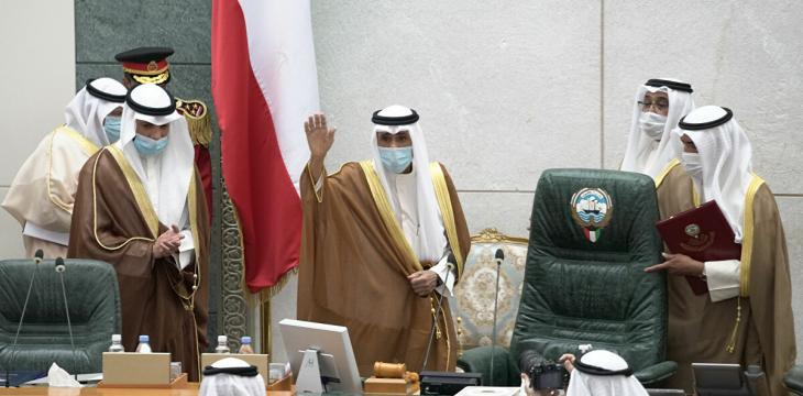 Kuwait's New Emir Calls for Unity as he is Sworn in