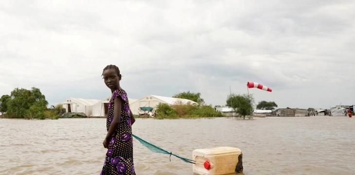 Flooding Devastates Farms in Parts of Sudan, Says UN