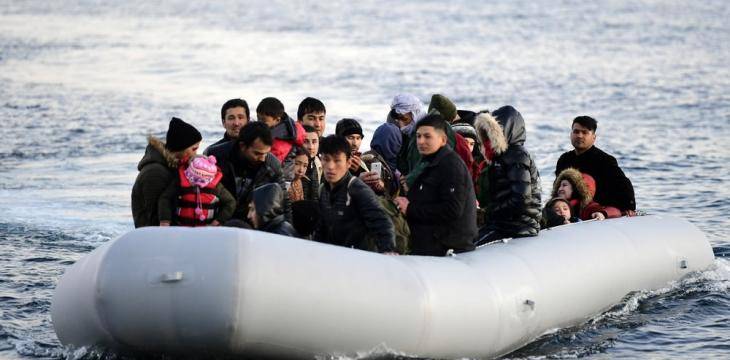 Greek Authorities Locate Suspected Migrant Smuggling Boat