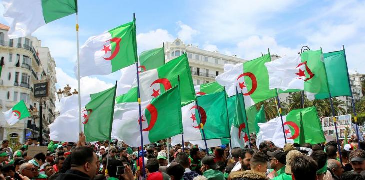 Algerian Hirak Activists Launch New Political Party