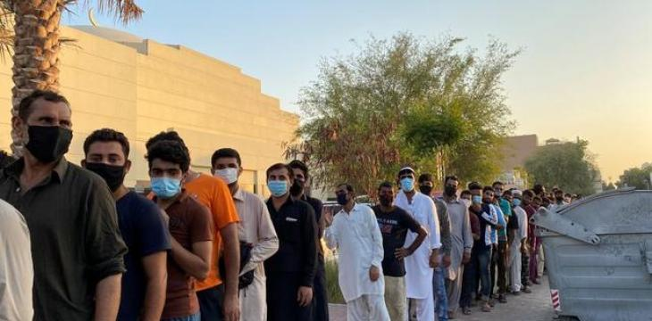 UAE Records Highest Daily COVID-19 Tally Since Outbreak