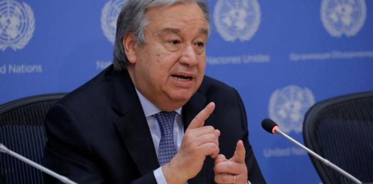 Guterres Urges Countries to Support COVID-19 Vaccine Effort In Next 3 Month
