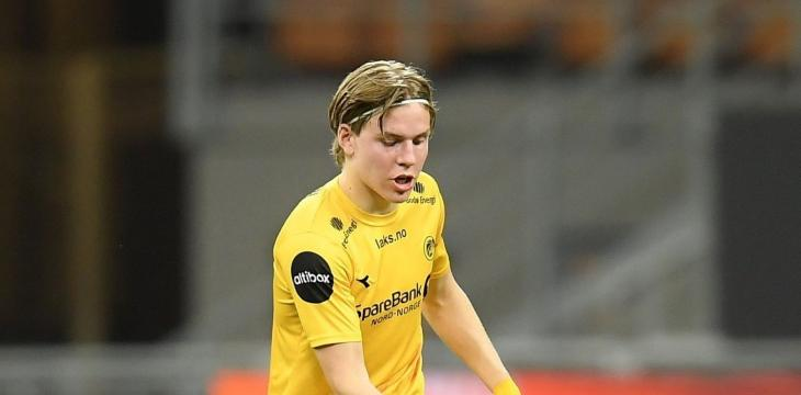 AC Milan Sign Promising Norwegian Striker Hauge
