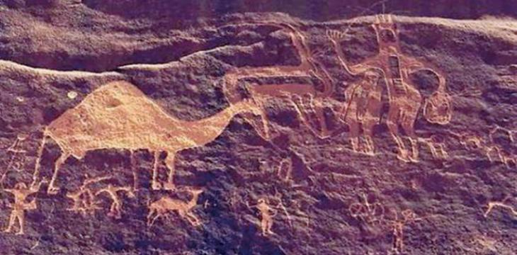 Rock Art Site in Najran Dates Back to the Second Century BC