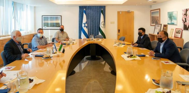 UAE Firms Sign Agriculture Deals in Israel as Pact Approved