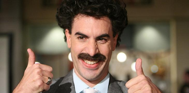 Borat Bounces back Just ahead of US Elections