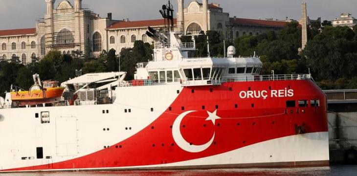 Turkey Extends Exploration in Disputed Mediterranean Waters