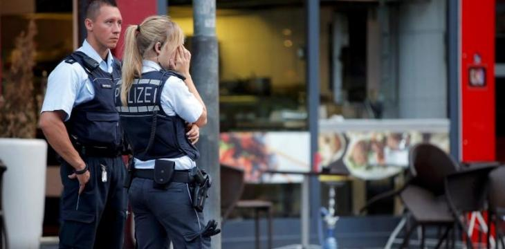 Syrian Arrested over Deadly Attack In Germany