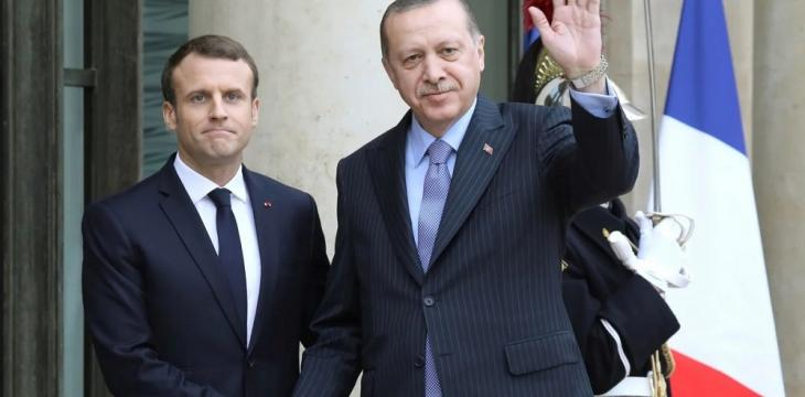 France Recalls Envoy to Turkey after Erdogan's 'Unacceptable' Remarks about Macron