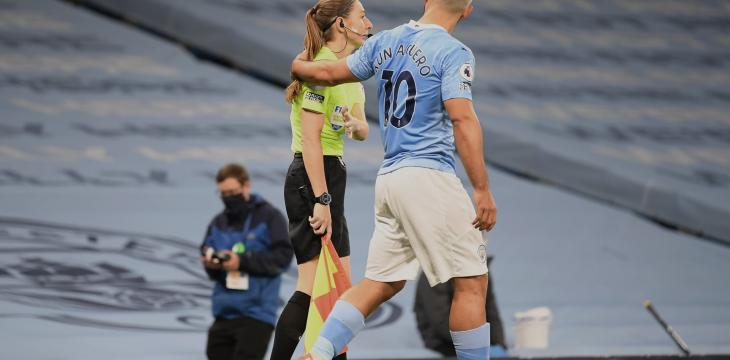 What Sergio Agüero Did to Sian Massey-Ellis Was Not Ok – Just Ask Any Woman